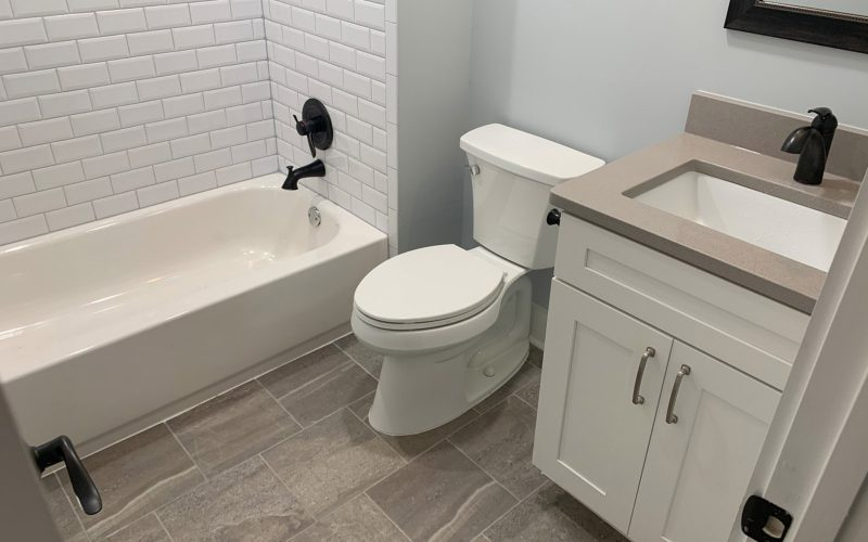 MacBuilt Homes Bathroom 11