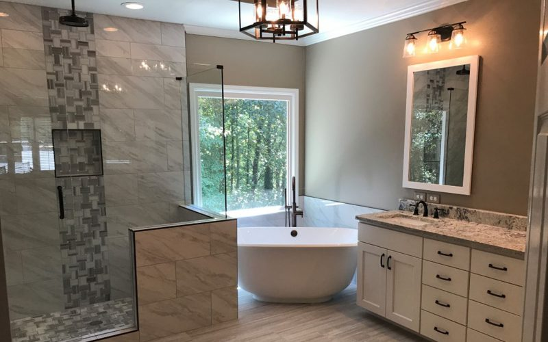 MacBuilt Homes Bathroom 7